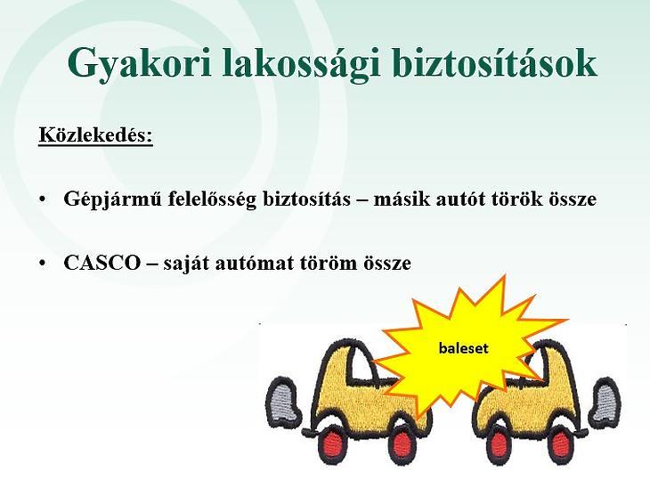 Közlekedési biztosítások (Mabisz)