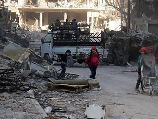 Orosz-amerikai katonai összecsapás jöhet órákon belül Szíriában