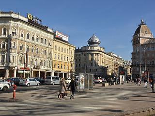 Felújítják Budapest egyik legfontosabb terét – eltűnik a szégyenfolt is