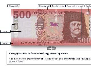 Nemsokára új bankjegy lesz a pénztárcánkban – így fog kinézni