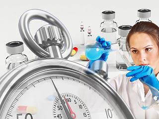 A Pfizer már jövő hónapban kéri a vakcina engedélyeztetését