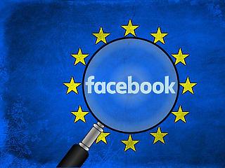 Elege lett az EU-nak: megbüntetnék a Facebookot