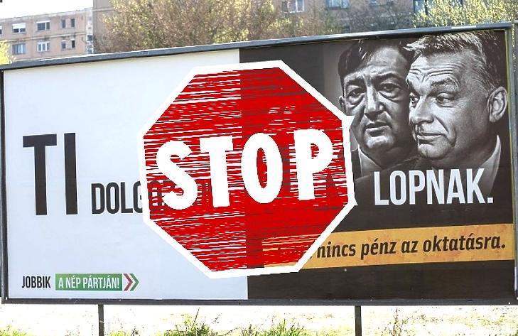 Véget ért a választás – meddig csúfítják az utcát a plakátok?