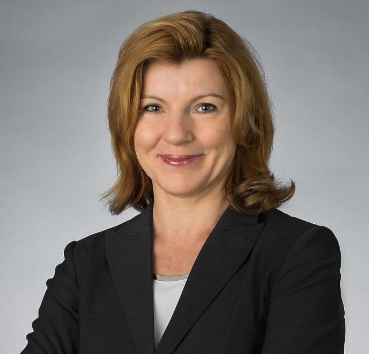 Veres Mónika, a Dell kliens-megoldásokért felelős magyarországi értékesítési vezetője. Fotó: Dell