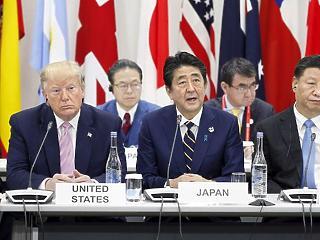 Ma egymás torkának ugranak a világ vezetői