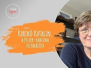 Karikó Katalin: