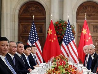 Trump és Hszi újévi fogadalma: javítani az amerikai-kínai kapcsolatokat