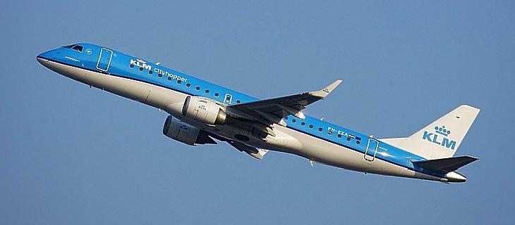 KLM-gép (Pixabay.com)