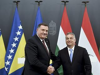 Orbán titkos játszmája a Balkánon – miért támogatjuk a legnagyobb bajkeverőt?