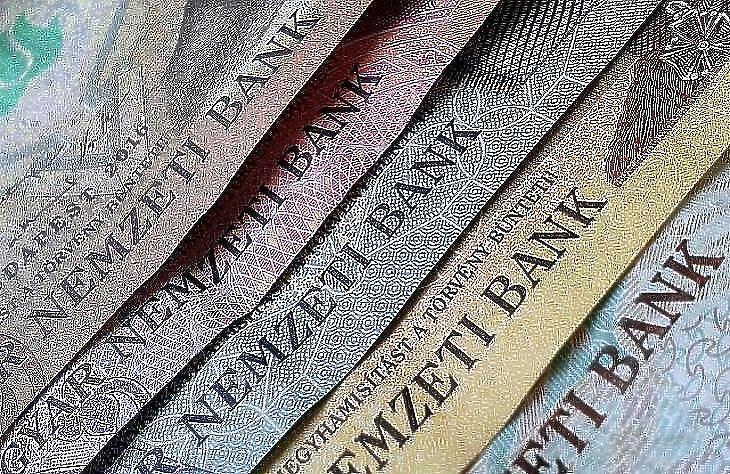 Történelmi szint közelébe gyengült a forint. Fotó: MTI
