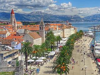 Közepes erejű földrengés volt Horvátországban