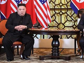 Váratlanul véget ért a Trump-Kim csúcs, nincs megállapodás