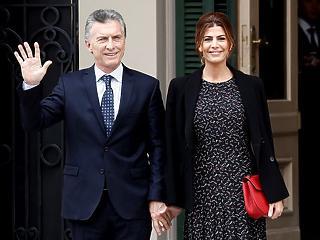 A nap képe: így tündököl a spanyol királyné és argentin first lady