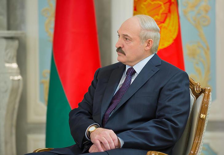 Aljakszandr Lukasenka. Fotó: depositphotos