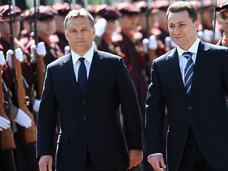 A magyar titkosszolgálat és Gruevszki – a németek lebuktatták Orbánt