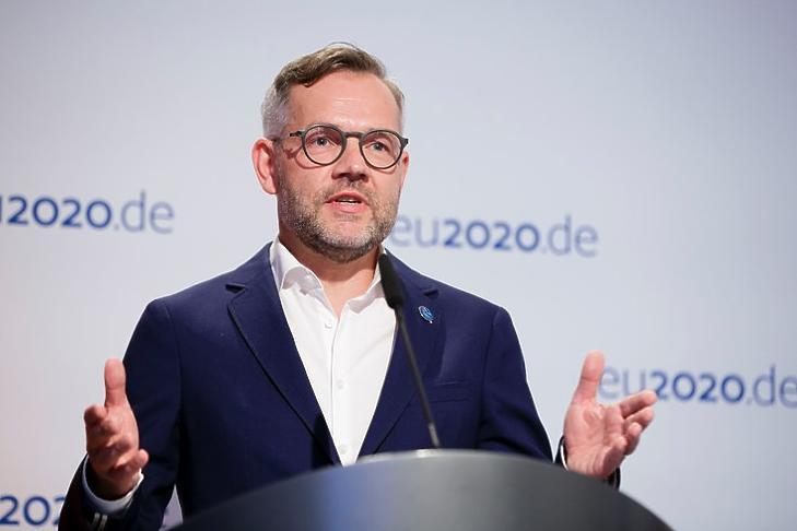 Michael Roth. (Forrás: Európai Tanács)