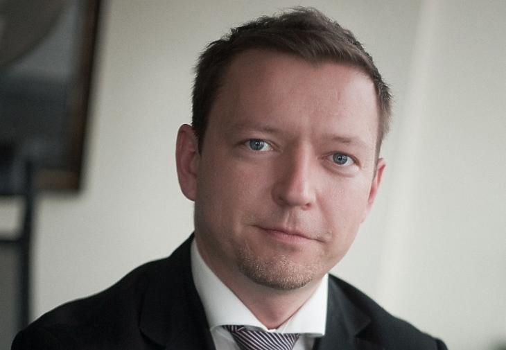 Varga Zalán, az Erste Alapkezelő értékesítési és termékfejlesztési igazgatója