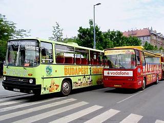Mi lesz a városnéző buszokkal? Nincs döntés