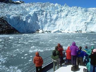A klímaváltozás fűti fel Alaszka idegenforgalmát