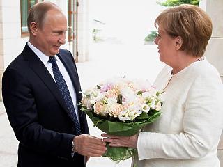 Új német-orosz barátság kezdődik