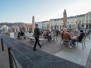 Enyhít Olaszország, kinyitnak a vendéglők és a múzeumok