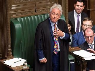 Újabb pofont kapott Boris Johnson a brit parlamentben