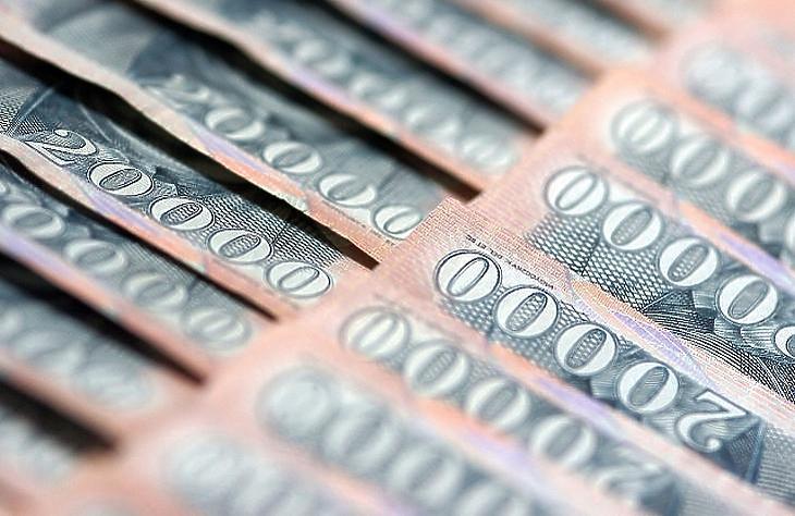 Fény az alagút végén: lassult a készpénzállomány növekedése