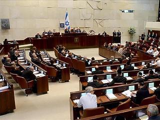 A tőzsde után a kormánykoalíció és összeomlott Izraelben
