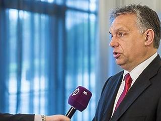 Orbán üzent a brüsszeli útja előtt