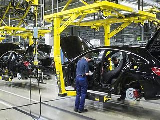 Sínen van a magyar ipar