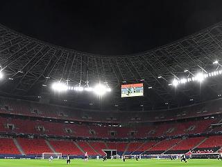 Csúcsra érő vírushullámban lett Budapestből európai focifőváros