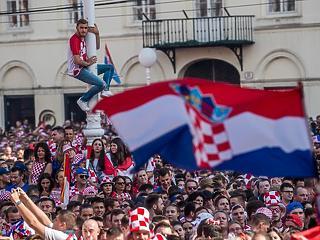 Fél évre a horvátok kezében az EU kormánya
