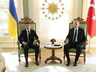 Putyin ellen szövetkezik az új török-ukrán katonai tengely