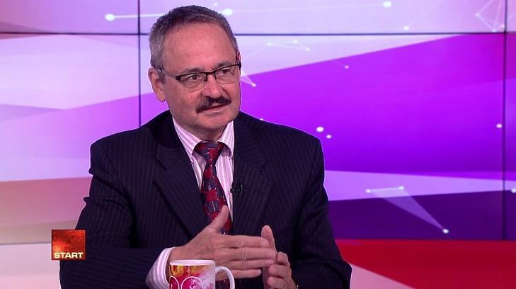 Raskó György (Forrás: ATV.hu)