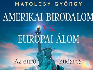Matolcsy György az euró kudarcáról írt könyvet