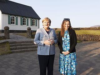A nap képe: nagyon messzire ment Merkel Sopronból