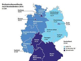 Ennyivel keresnek többet a németek, mint mi
