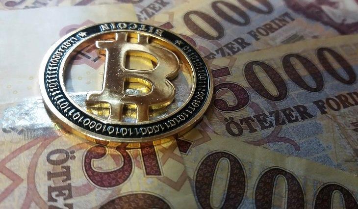 Forint és bitcoin