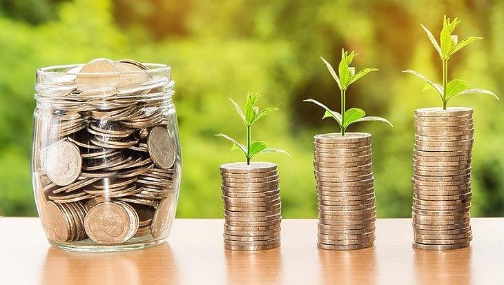 Munkát vagy tőkét kell beletenni, hogy a passzív jövedelem nőjön. (Fotó: Pixabay.com)