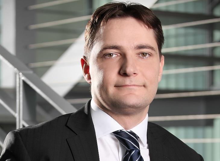 Gyurcsik Attila, az Accorde Alapkezelő vezérigazgatója
