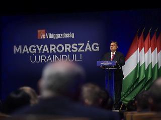 Új operatív törzseket jelentett be Orbán Viktor