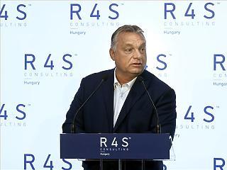 Orbán Viktor: ha a magyarok vezetni akarnak Közép-Európában, akkor egy
