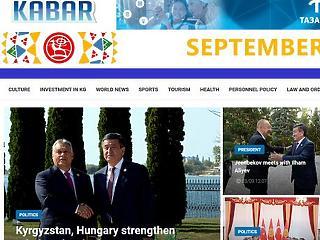 Kirgiz, magyar két jó barát: erről tárgyalt Orbán Közép-Ázsiában