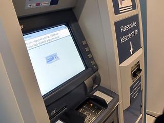 Holnap reggel sokan maradhatnak hoppon a bankjegykiadó automatáknál