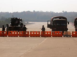 Kína láthatatlan keze a mianmari katonai hatalomátvételben