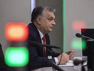 Orbán Viktor: Magyarország számára az adóemelés méreg