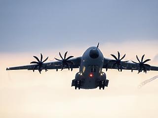 Visszatértek Kabulból az orosz menekítőgépek