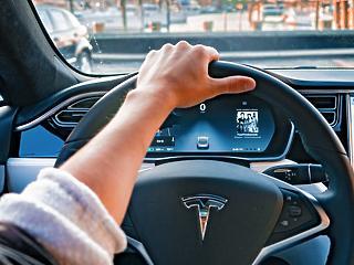 Tőkét emel a Tesla, felülteljesített a BUX
