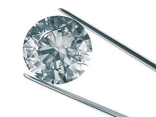 Van piaci árfolyama a gyémántnak?