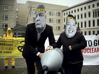 Észak-Korea rakétája nagyon közel van ahhoz, hogy elérje Amerikát